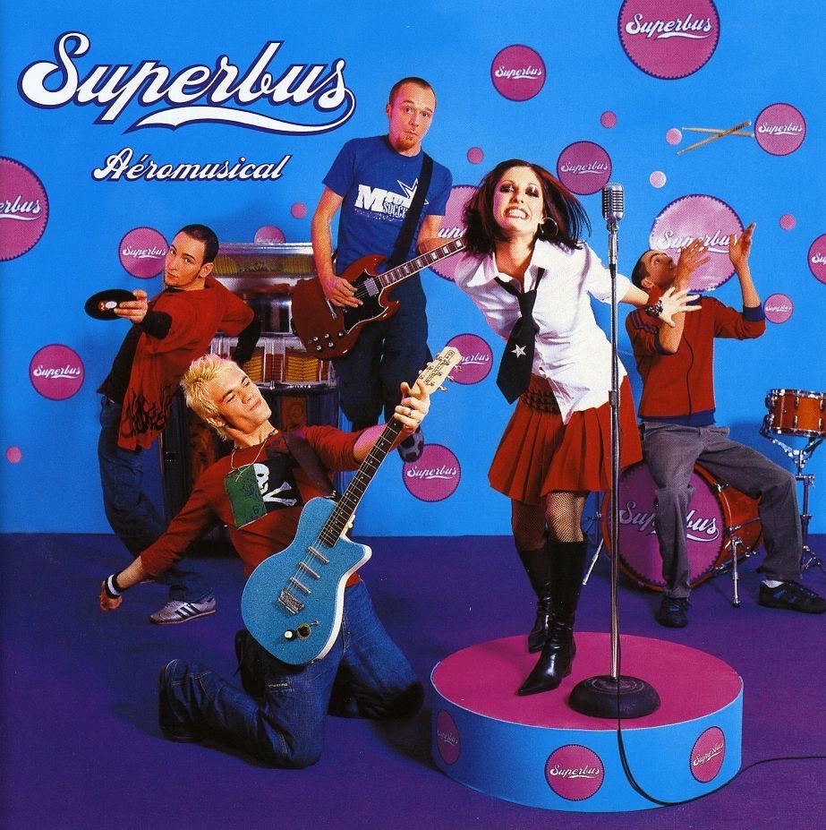 Superbus, Aeromusical