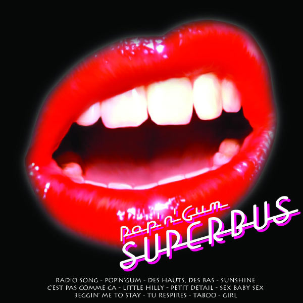 Superbus, Pop'n'Gum