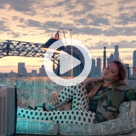 Elvira, Fat Boy, video directed by David Salsedo